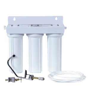 Generation Under Sink 3-Filter System