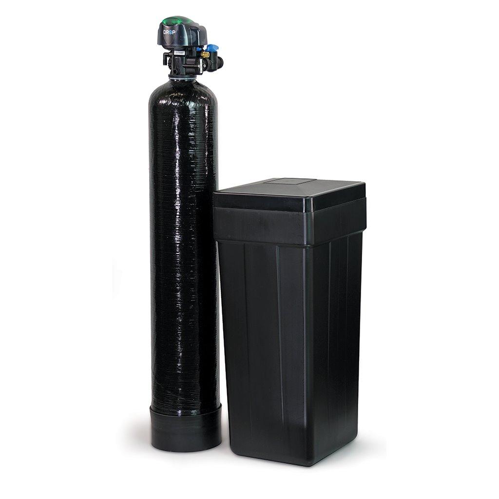 GenSoft - Drop Water Softener - 32K GS w/ DROP Smart Monitor