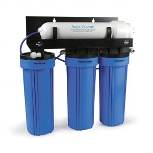 Aqua Classic II - 100GPD Reverse Osmosis w/ Post Filter