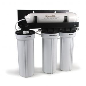 Aqua Elite II - 100GPD Reverse Osmosis w/ Post Filter