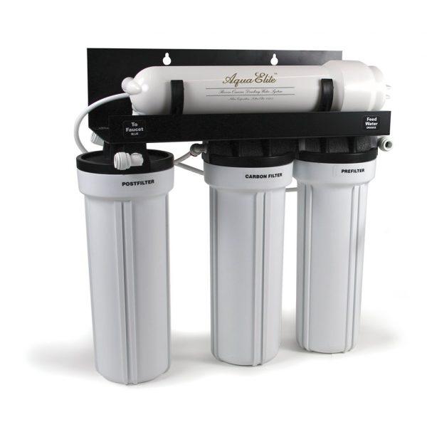 Aqua Elite II - 100GPD Reverse Osmosis w/ Post Filter